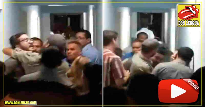 Presidente de la FCU fue agredido por colectivos durante visita de la ONU
