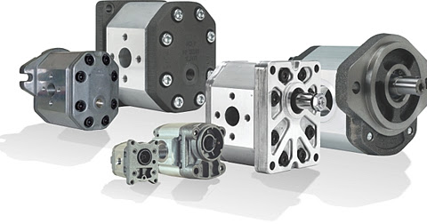 Gear pumps hydraulic