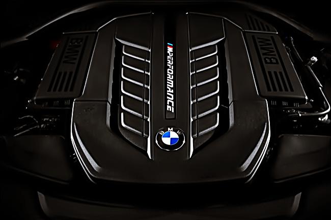 BMW M760Li With 610 HP
