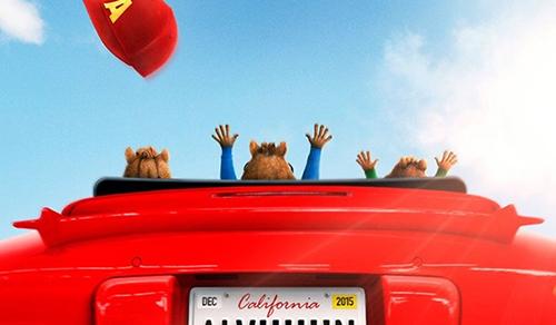 Alvin e os Esquilos: Na Estrada Torrent - BluRay Rip