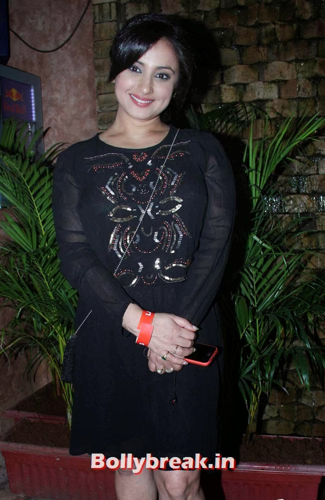 Divya Dutta, Celebs at Lakshmi Movie Success Bash