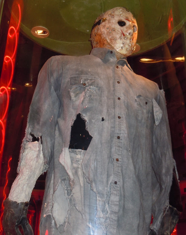 Jason Voorhees Friday 13th Part VIII movie costume