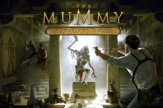 THE MUMMY Cover Photo