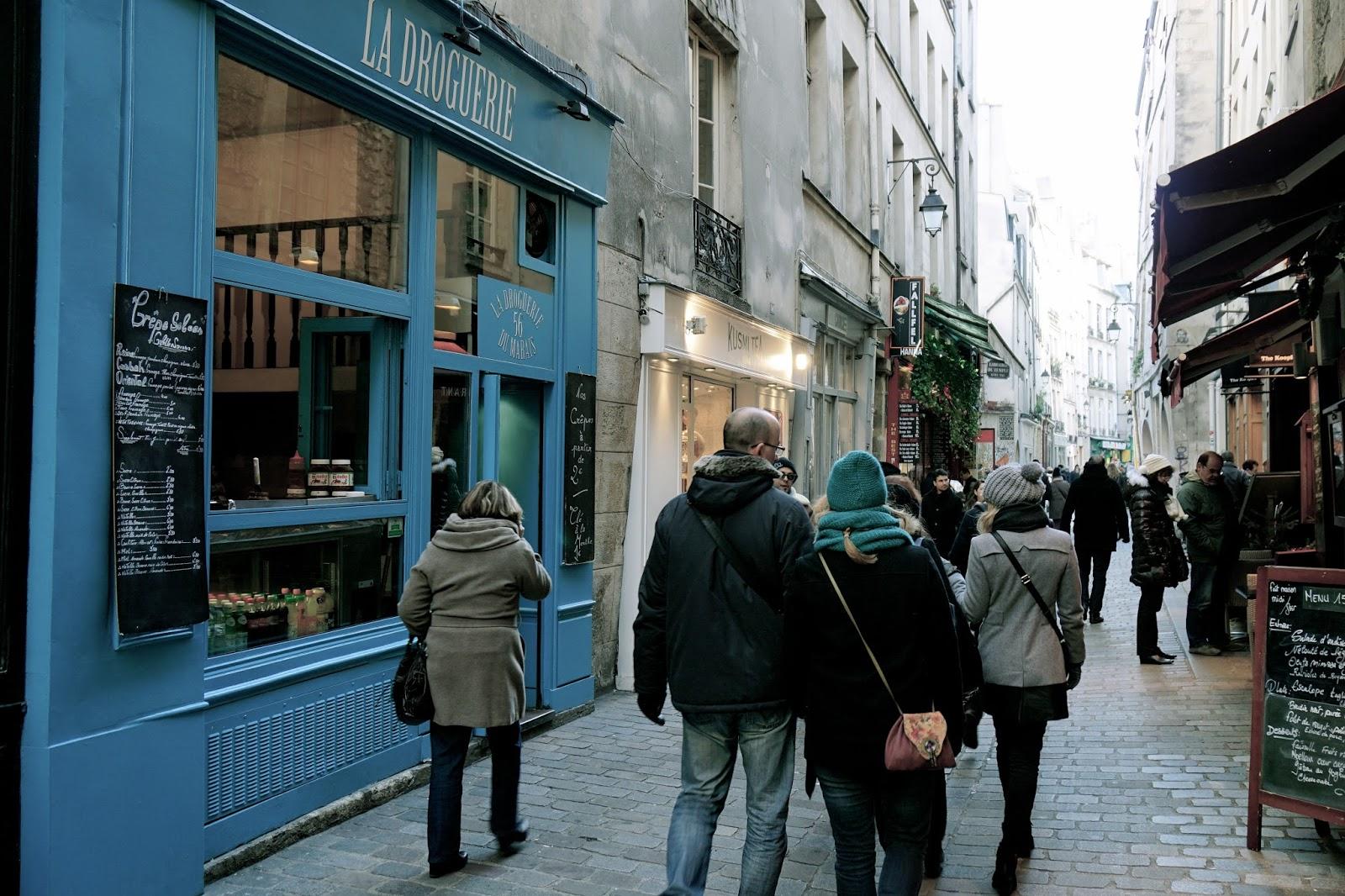 ロジエ通り(Rue des Rosiers)