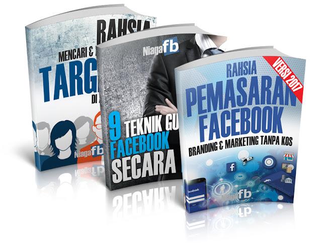 Rahsia Pemasaran Facebook Yang Ada Pada Produk 'Niaga FB' Kini Bongkarkan !