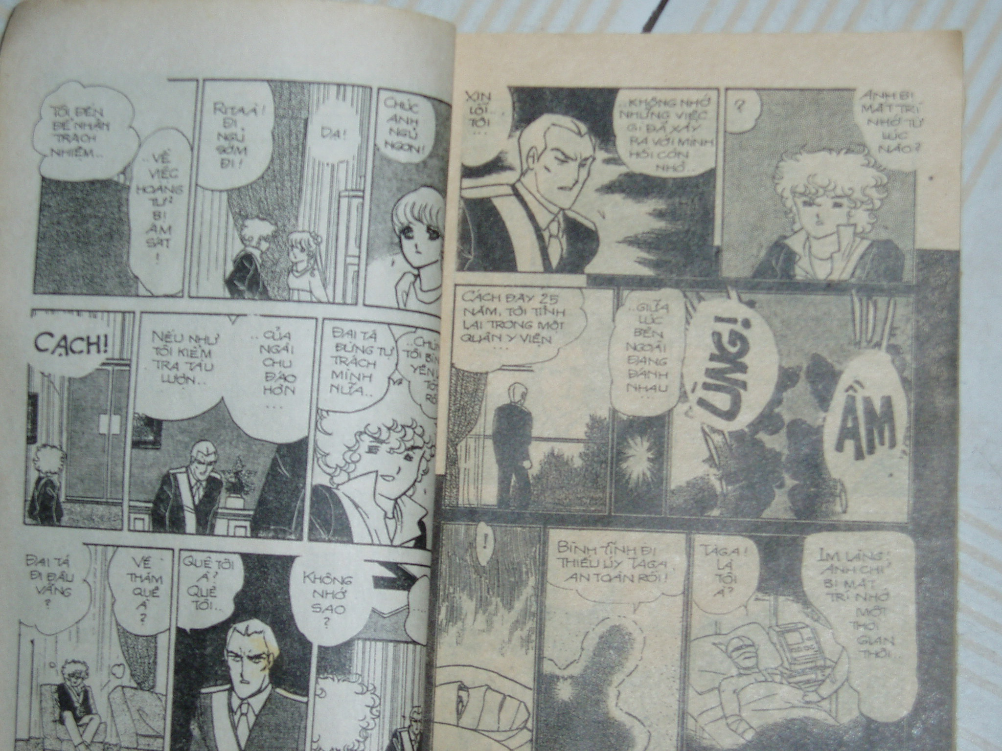 Siêu nhân Locke vol 13 trang 11