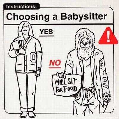 Como escoger buena niñera