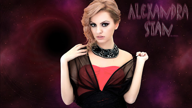Alexandra Stan Hot Photo