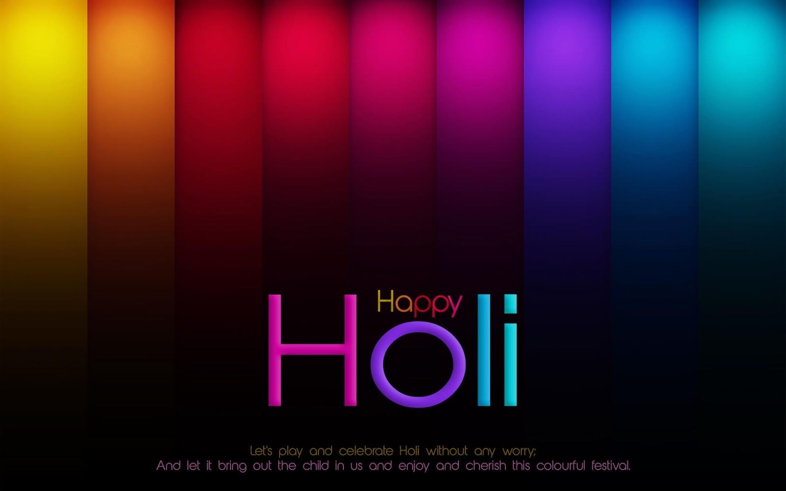 Happy Holi SMS & Messages
