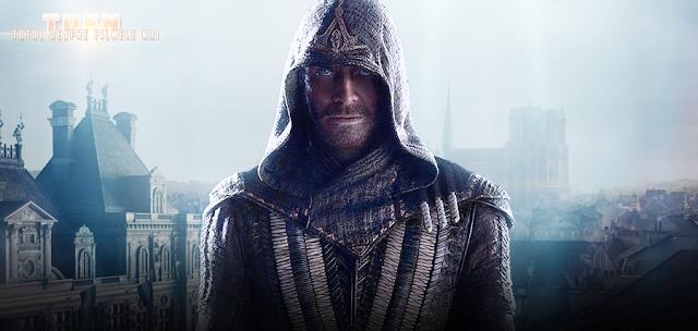 Prima imagine oficială cu Michael Fassbender şi armură personajului său din filmul Assassin's Creed