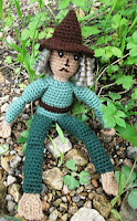PATRON PUDDLEGLUM (THE CHRONICLES OF NARNIA) AMIGURUMI 1712