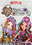 Ever After High Spring Unsprung online latino 2015