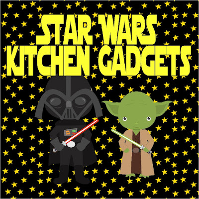 Do you need a fun and unique gift for your favorite Star Wars fan? Check out thirty of the best Star Wars Kitchen Gadgets for your next Christmas present, birthday gift, or Star Wars day.  Every true fan will love this Star Wars stuff.