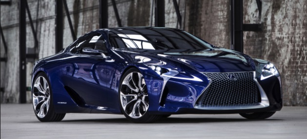 Harga Mobil Lexus