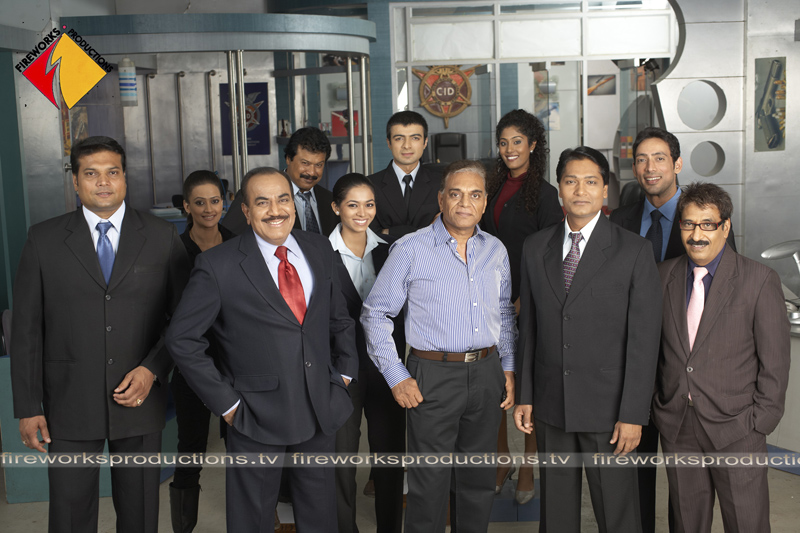 CID- Crime Investigation Department