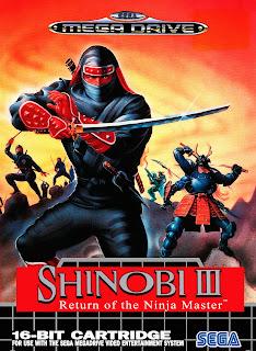 """Sega plantea realizar una adaptación cinematográfica de la saga de videojuegos """"Shinobi"""""""
