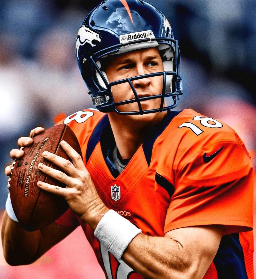 Trends In Sports Peyton Manning