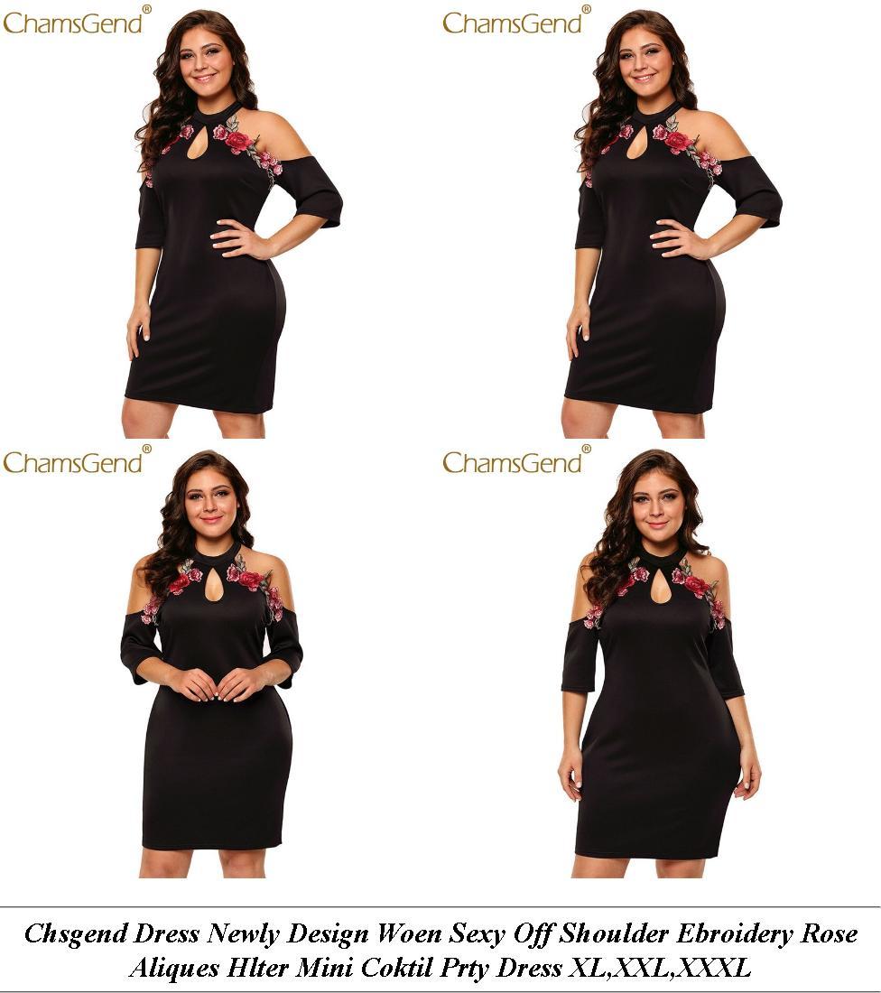 Prom Dresses - Summer Sale - Denim Dress - Cheap Womens Summer Clothes