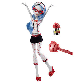 MH Dead Tired Ghoulia Yelps Doll