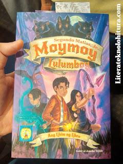 momoy lulumboy 5 ang lihim ng libro front cover
