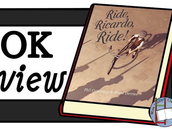 Ride, Ricardo, Ride!: Book Review