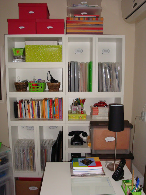 Meu quarto e home office integrados transformando for Decor 07834
