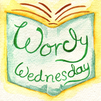 wordy wednesday logo