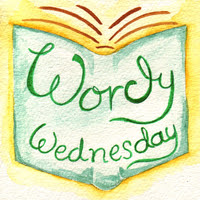 wordy wednesday logo author interviews every wednesday