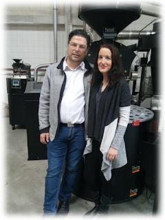 Lorenzo und Stephanie Rigano
