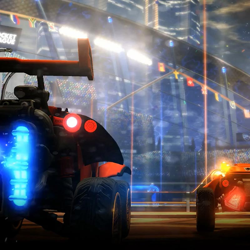 how to get rocket league for free on steam