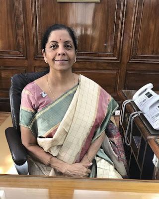 Nirmala Sitharaman Wiki