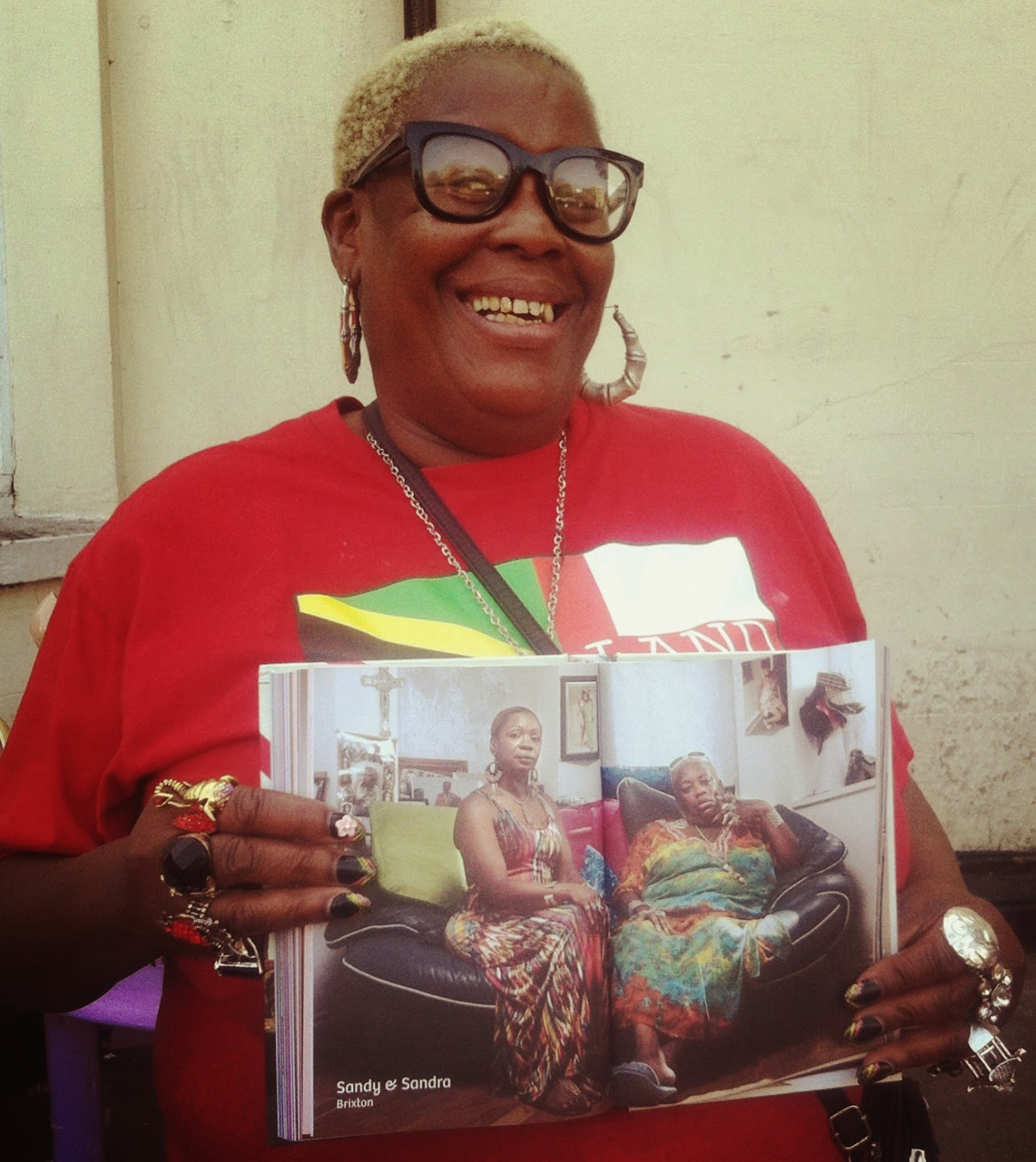 Sandra and The World According to Gogglebox