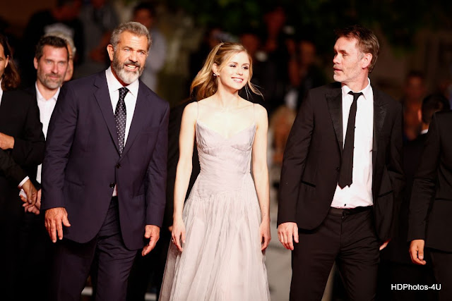 HQ Photos of Erin Moriarty At Blood Father Premiere At 69th Annual Cannes Film Festival