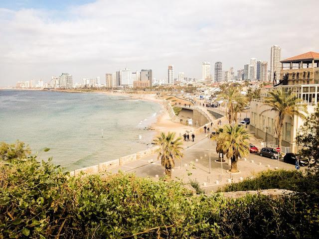 Вид на Тель-Авив из Яффо | Блог Rimma in Israel