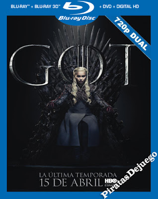 Game of Thrones Temporada 8 HD 720P Latino