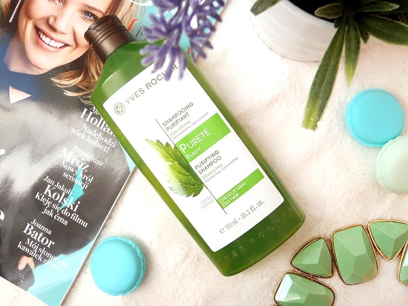 szampon oczyszczający, szampon pokrzywowy, purifying shampoo