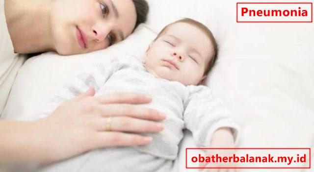 Obat Pneumonia Tradisional Pada Anak dan Balita