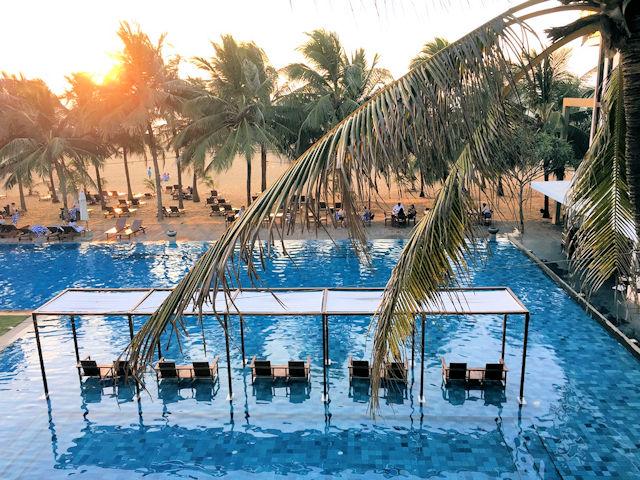 Jetwing Blue Sri Lanka, Pool (C) Kundenfoto