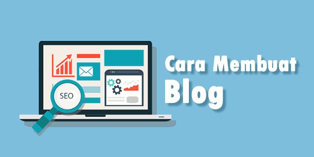Teknik Dasar Cara Membuat Blog