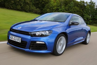 VW Scirocco Facelift Indonesia
