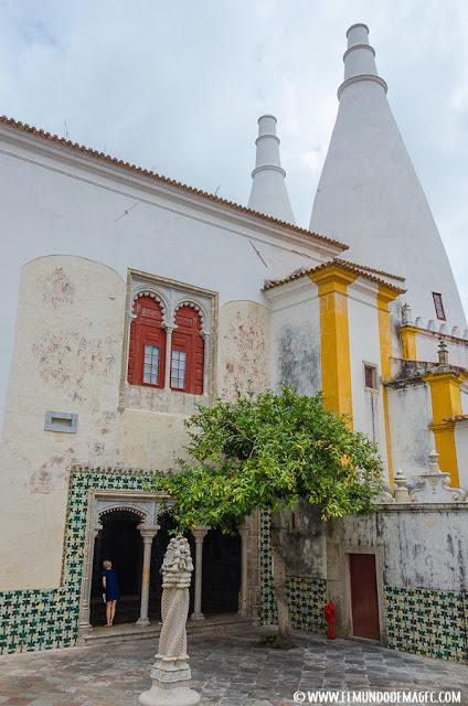 Qué ver en Sintra. Visita de un día. Las famosas chimeneas