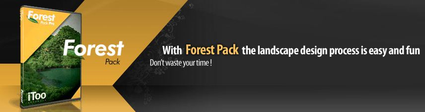 ITOO FOREST PACK PRO V3 6 2 FOR 3DSMAX FREE DOWNLOAD ~ FREE