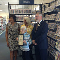Maggie Nightingale honored