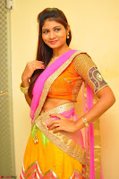 Lucky Sree in dasling Pink Saree and Orange Choli DSC 0362 1600x1063.JPG