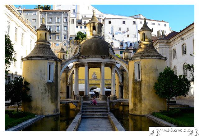 Jardim da Manga, Coimbra