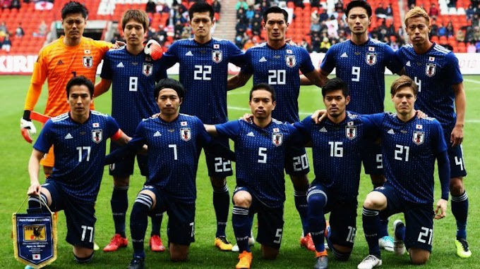 Japan join the Asian Cup party