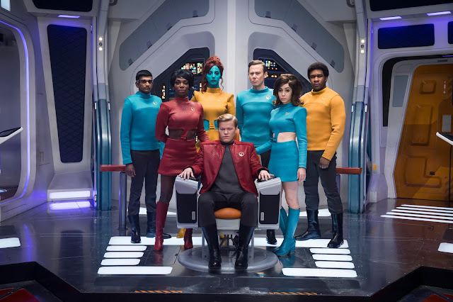 Primeras imágenes de la cuarta temporada de Black Mirror