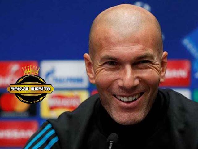 Zidane 'Kalah Dari Barcelona, Tidak Membuat La Liga Berakhir'