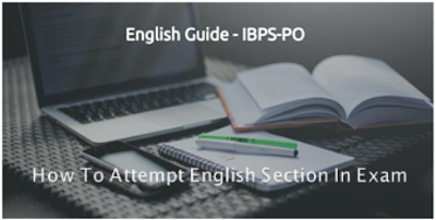 How To Attempt English Section In Bank Exams