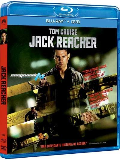 Jack Reacher: Bajo la Mira 720p HD Español Latino Dual